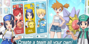 Pokemon Masters App Download for Android