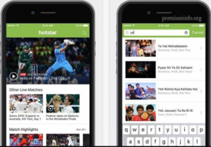 Hotstar App Download for Android | TV Movies Live Cricket