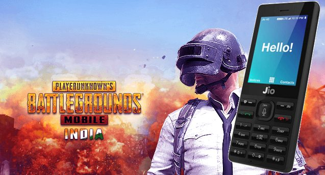 PUBG Mobile India Apk Download for jio Phone