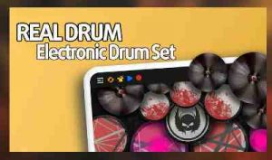 REAL DRUM Electronic Drum Set MOD APK