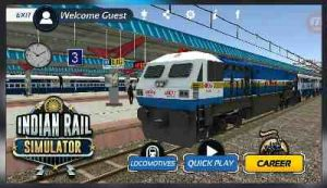 Indian Train Simulator MOD Apk (5)