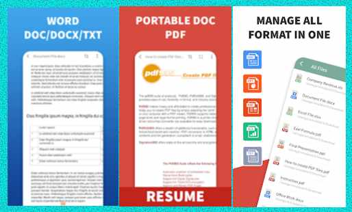 All Document Reader App